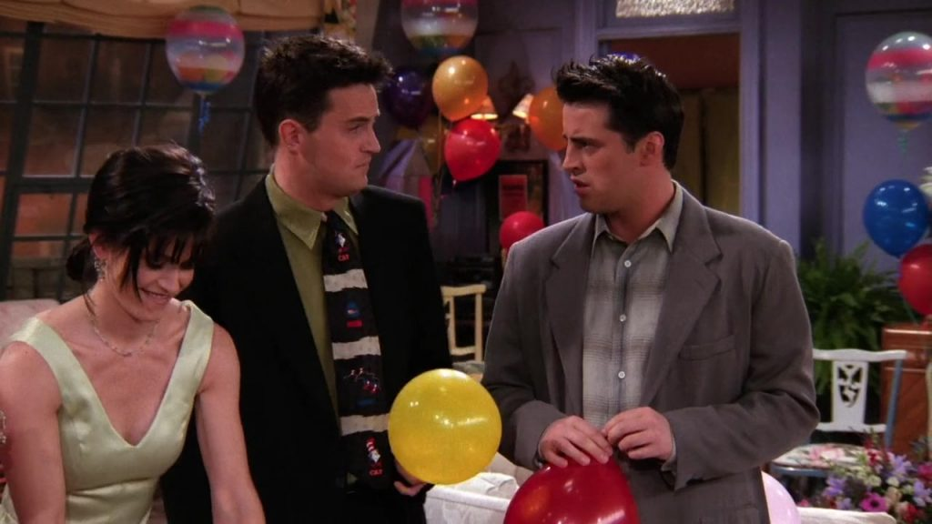 05 Monica, Joey & Chandler