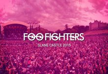 Events and Gigs - Hamburgers N'Heroin - Slane 2015: 40 Foo Fighters Fist Pumpers!