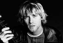 Current Affairs - Hamburgers N'Heroin - Teenager Unwittingly Uncovers Photos Of First Ever Nirvana Gig