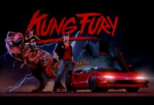 Movies - Hamburgers N'Heroin - Kung Fury: You Need To Watch This ; The 'Hoff Approves!