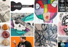 Events and Gigs - Hamburgers N'Heroin - Event: Ink and Illustrations – Art and Tattoo for Charity in Dublin