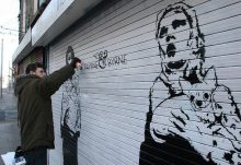 Life Style - Hamburgers N'Heroin - Irish Artivism: An Interview with Dublin Street artist & activist Will St Leger